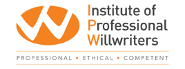 Member of the Institute of Professional Will Writers